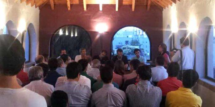 La Asamblea celebrada en Utrera.