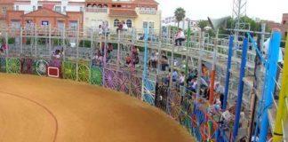 Plaza de toros de La Algaba.