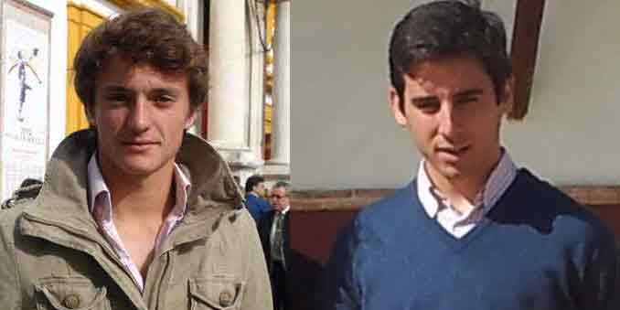 Los sevillanos Lama de Góngora y Juan Ortega.