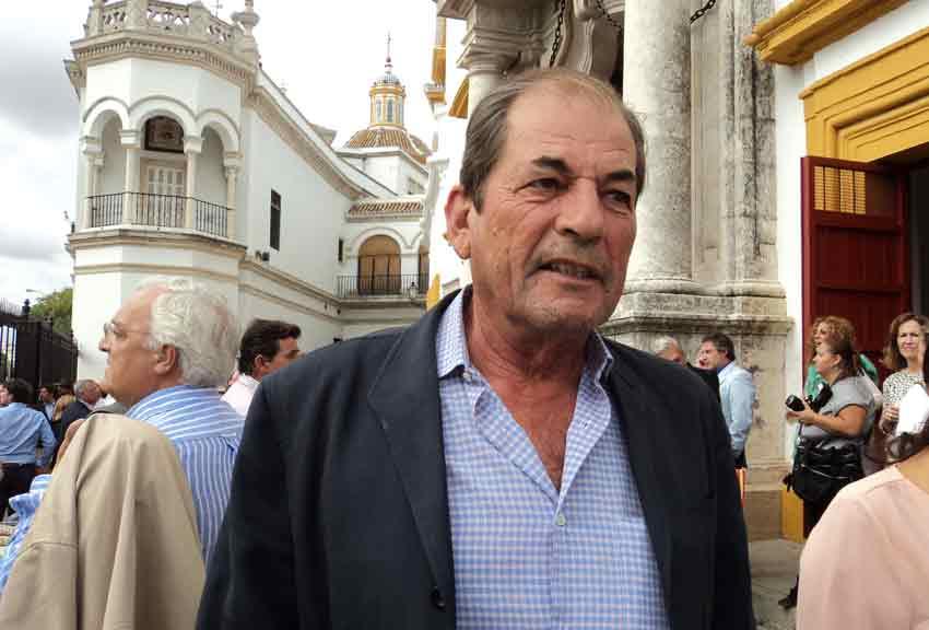 Antonio Miura.