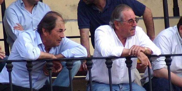 Los hermanos Antonio y Eduardo Miura. (FOTO: Javier Martínez)