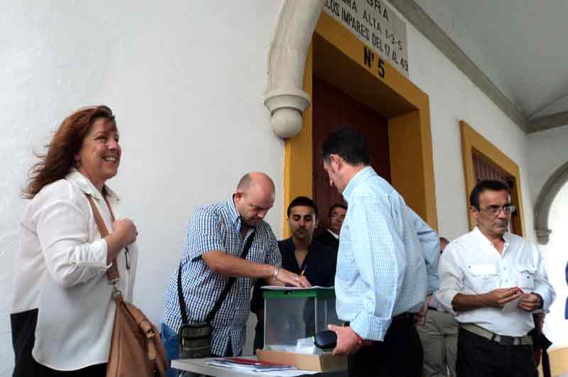 Elecciones sindicales en la Maestranza.