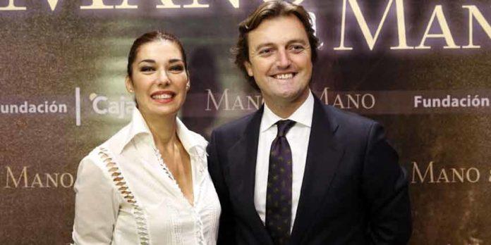 Raquel Revuelta y El Tato, hoy en Sevilla.