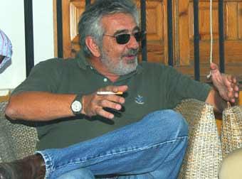 El empresario de la Maestranza, Eduardo Canorea. (FOTO:lopezmatito.com)