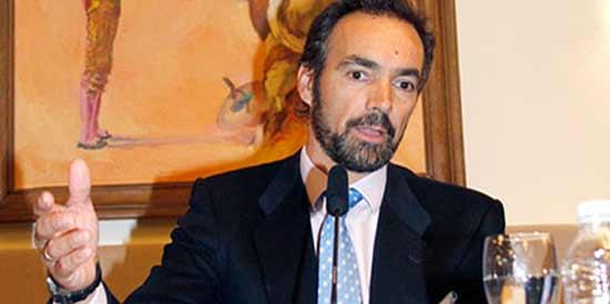 El Cid, durante la charla en Bilbao. (FOTO: Manu de Alba)