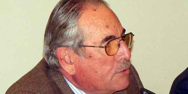 El ganadero sevillano Eduardo Miura.
