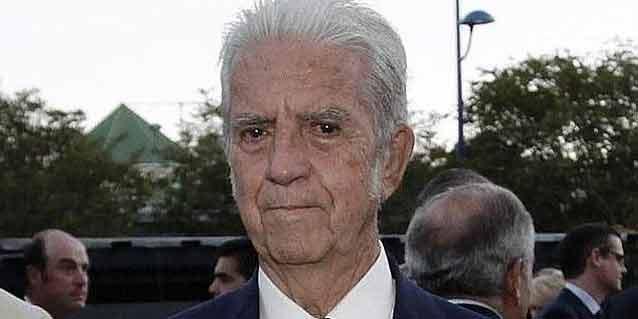 El ganadero sevillano Javier Molina. (FOTO: ABC-Sevilla)