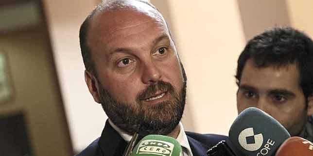 Curro Pérez, portavoz del Ayuntamiento de Sevilla. (FOTO: ABC-Sevilla)