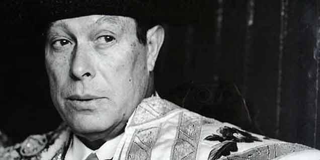 El Faraón de Camas, Curro Romero.