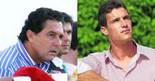Los sevillanos Tomás Campuzano y Agustín de Espartinas separan sus caminos tras dos años juntos.