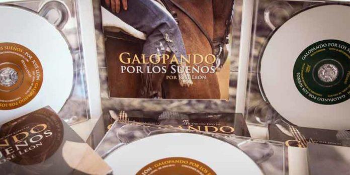 El nuevo cd del compositor sevillano José León.