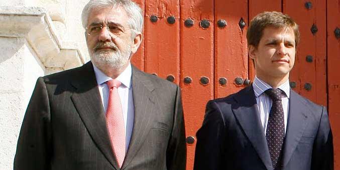 Eduardo Canorea y El Juli podrían verse por primera vez tras el conflicto frente a frente el 1 de abril sobre el ruedo de la Maestranza. (FOTO: Paco Díaz)