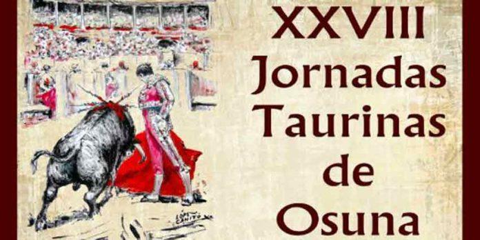 Cartel de las Jornadas Taurinas de Osuna 2014.