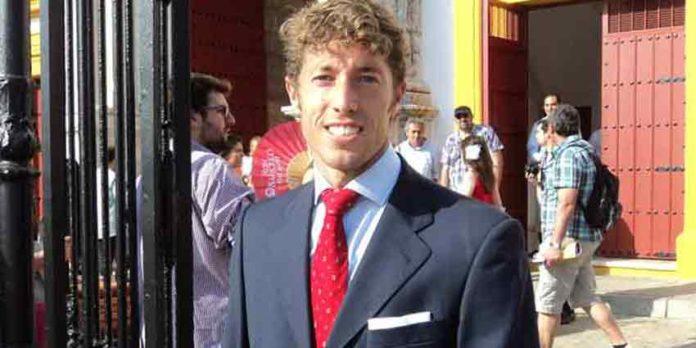 El diestro sevillano Manuel Escribano. (FOTO; Javier Martínez)