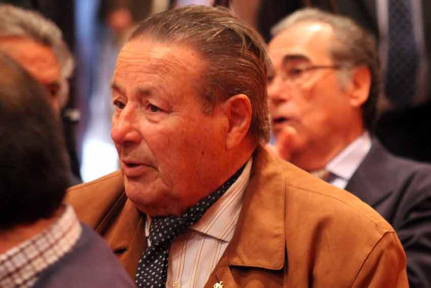 Alfonso Ordóñez.