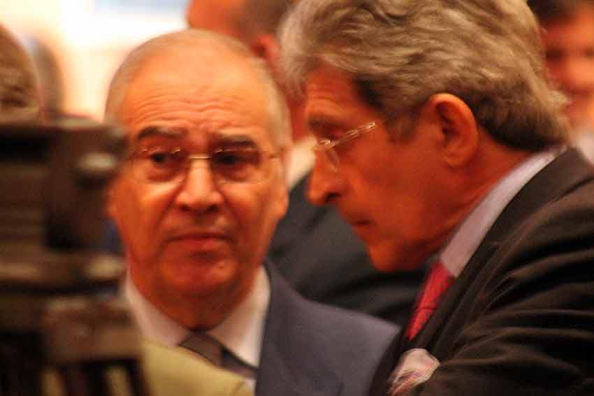 Eugenio Gil y Herminio Canorea.