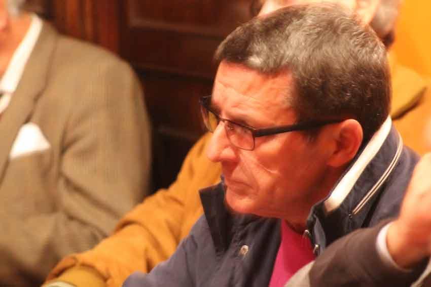 Antonio Lorca.