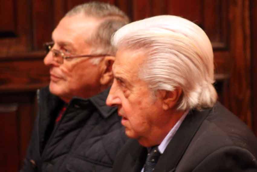 Martín Cartaya y Rafemo.