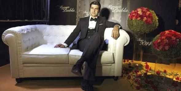 Morante, durante la gala de presentación en Madrid.