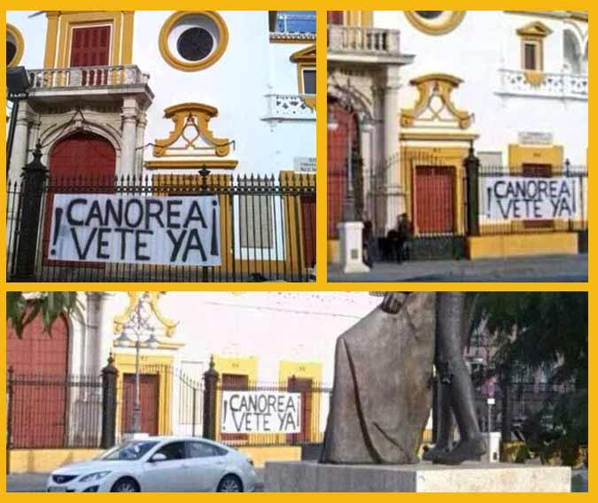 Los carteles de la Feria y los carísimos precios han terminado por crispar a los aficionados sevillanos.