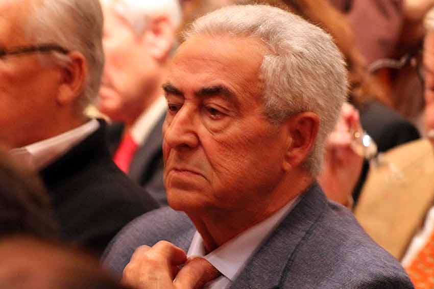 El cirujano taurino sevillano Ramón Vila.