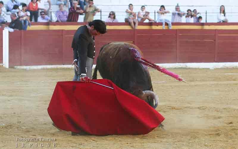 Ángel Jiménez- (FOTO: Ruiz Pigne)
