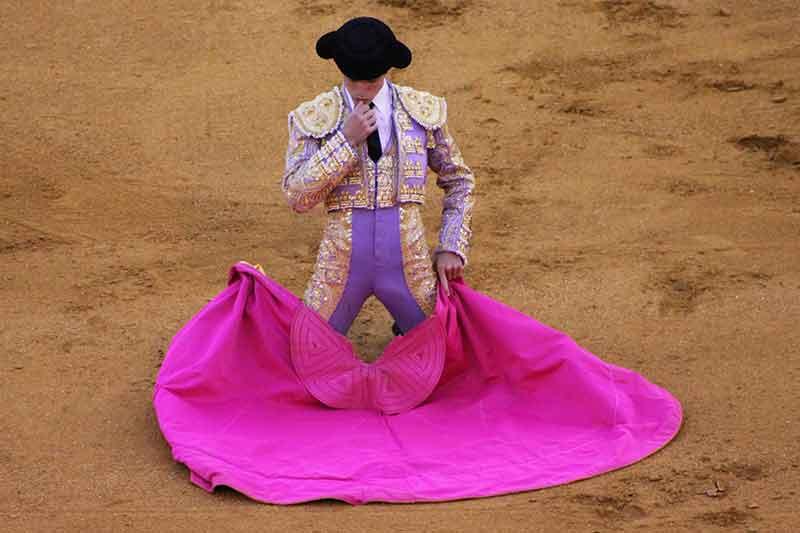 La fe de Borja Jiménez en la Providencia fue recompensada.