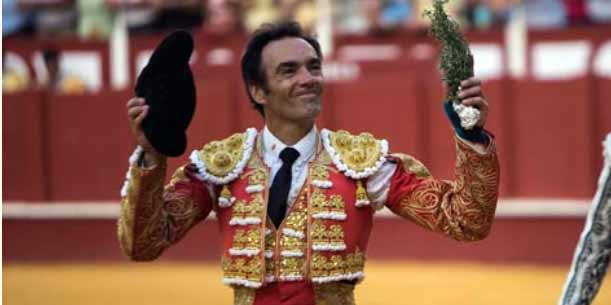 El Cid, hoy en Málaga. (FOTO: Santana de Yepes/mundotoro.com)