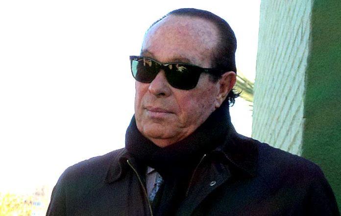 El maestro Curro Romero, a sus 80 años actuales. (FOTO: Javier Martínez)