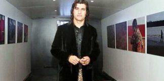 El extravagante Morante con un pintoresco pantalón en la reciente presentación del 'Morante Tour' en América.