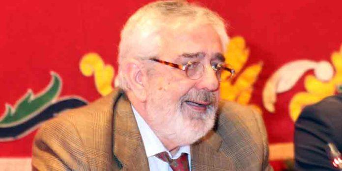 El empresario de la plaza de la Maestranza, Eduardo Canorea.