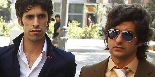 Alejandro Talavante y Morante de la Puebla, ausentes ambos de Sevilla y apoderados por ETMSA. (FOTO: ABC)