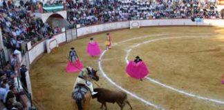 Plaza de toros de Cantillana.