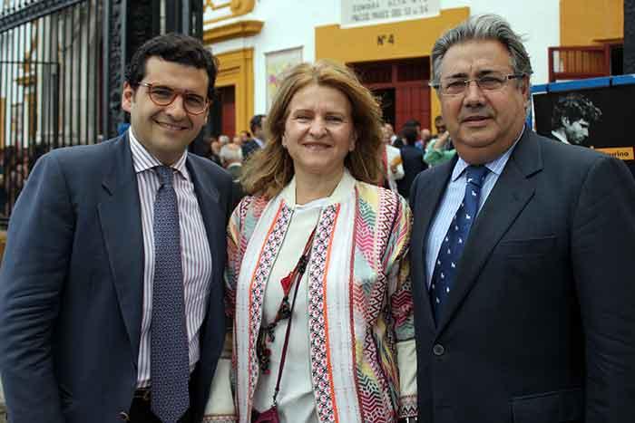 El alcalde, Juan Ignacio Zoido.