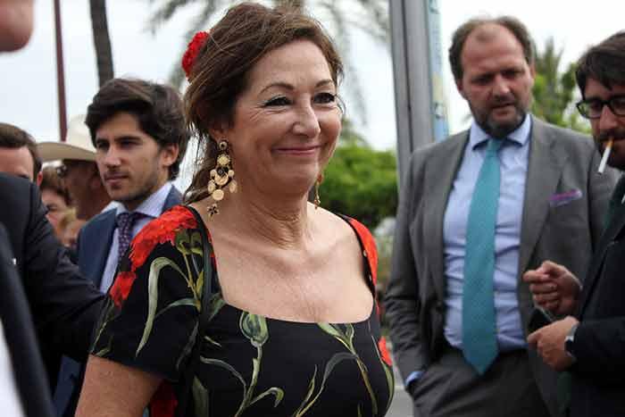 La periodista Ana Rosa Quintana.