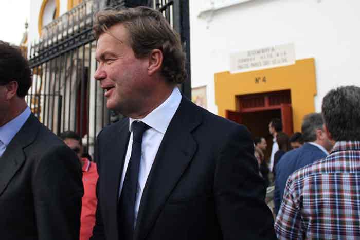 El rejoneador y ganadero jerezano Fermín Bohórquez.