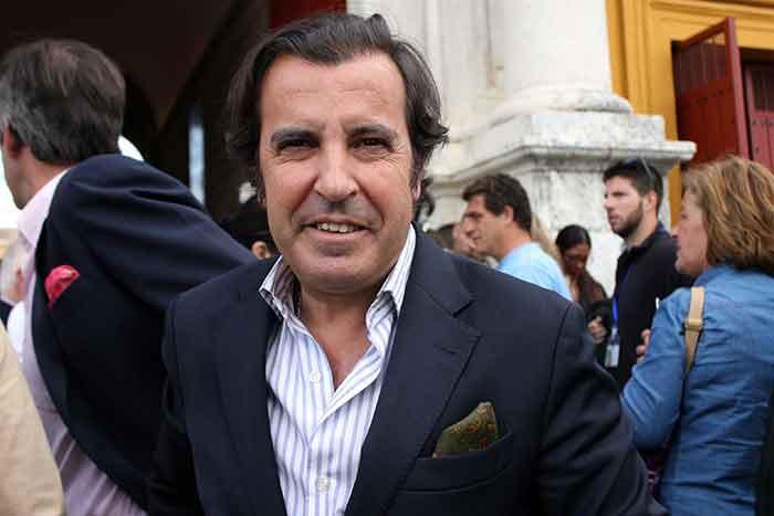 El taurino Manu Vázquez.