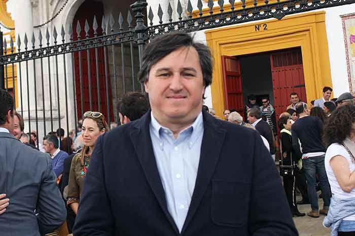 Marco Caruz, presidente del equipo Ciencias de rugby.