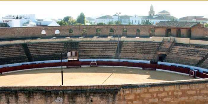 Vista de la plaza de toros de Osuna. (FOTO: Francisco Aguilar)