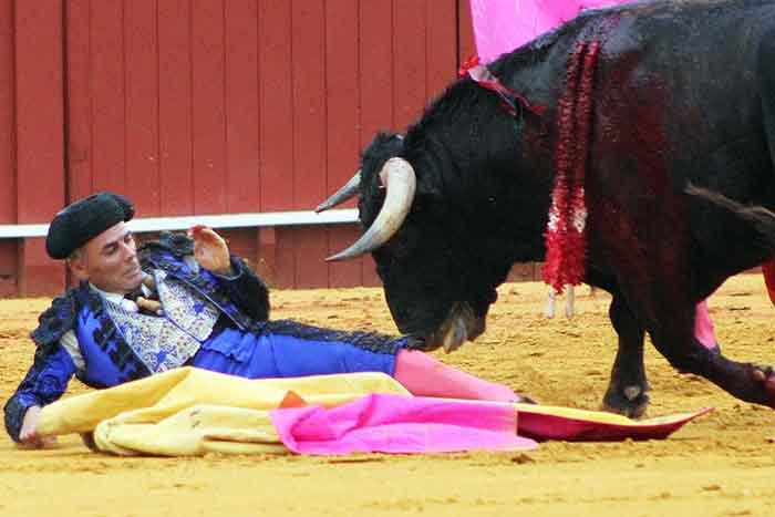 Percance sin graves consecuencias de Manuel García Seco.