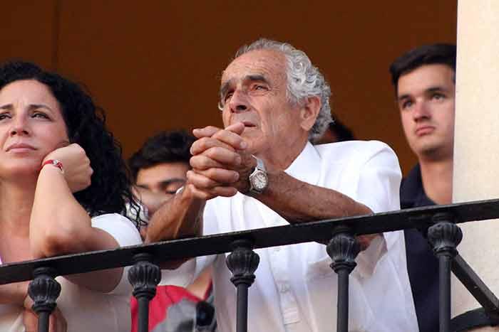 El picador Paco Martín Sanz.