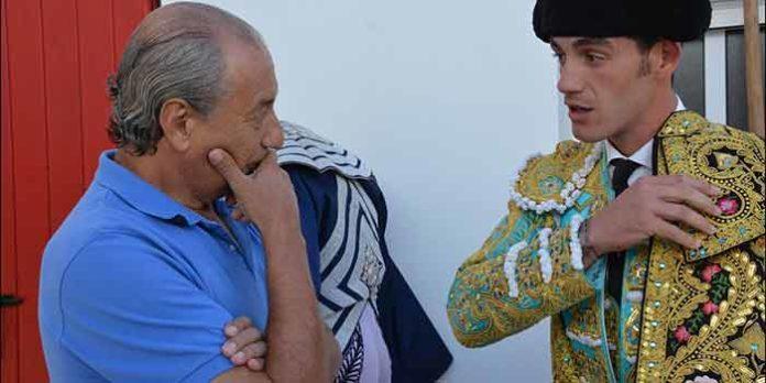 Manolo Cortés y Pepe Moral, fin a una relación de siete años entre los dos toreros sevillanos. (FOTO: Arizmendi)