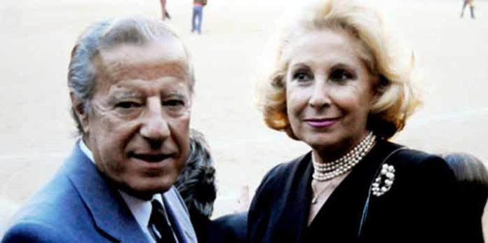 Manolo Vázquez y Remedín Gago. (FOTO: Muriel Fenier)