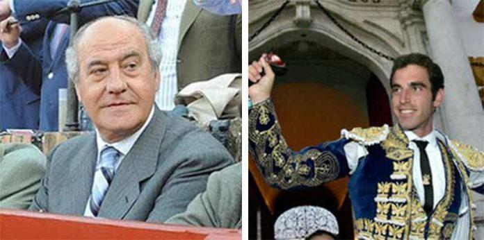 Duros reproches de Salvador Cortés a Ramón Valencia, empresario de la Real Maestranza.