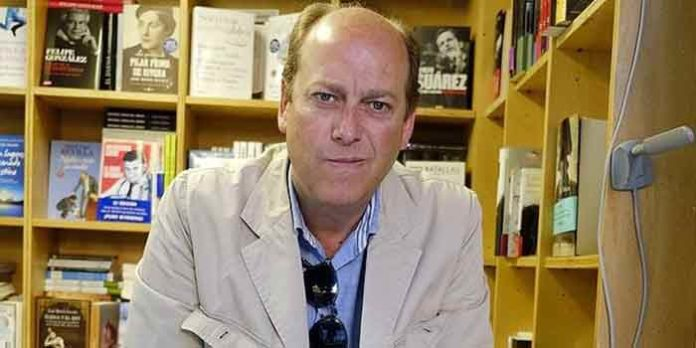 El periodista taurino sevillano Fernando Carrasco, fallecido a los 51 años.