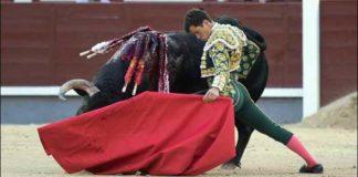 Daniel Luque, hoy jueves en Madrid. (FOTO: las-ventas.com)