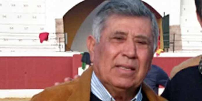 El veterano diestro Manuel Ruiz 'Manili'.