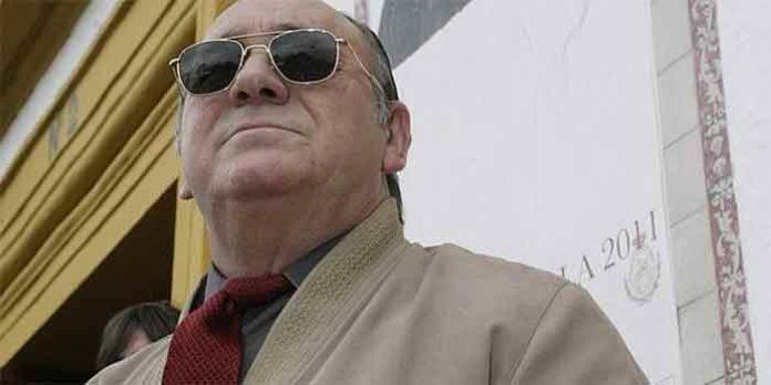 El taurino sevillano Pepe Doblas. (FOTO: ABC-Sevilla)