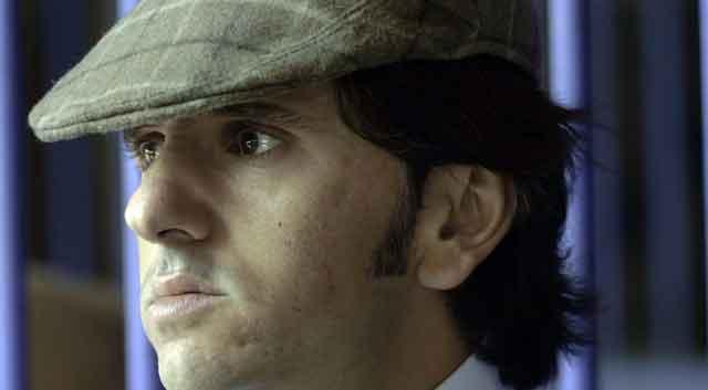Diego Ventura, único sevillano en Colombinas.