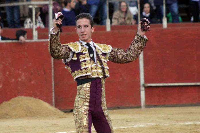Juan Pedro 'Calerito'. (FOTO: Javier Martínez)